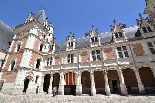 blois château de blois château de louis xii