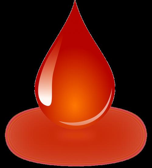 blood donation drop