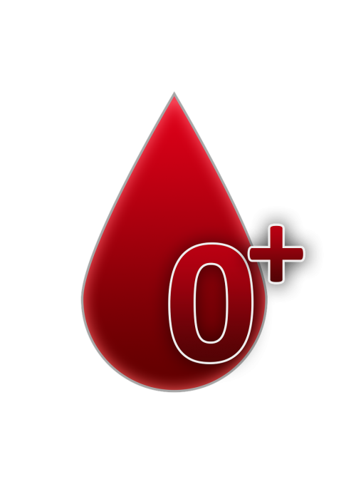 blood group 0 rh factor positive