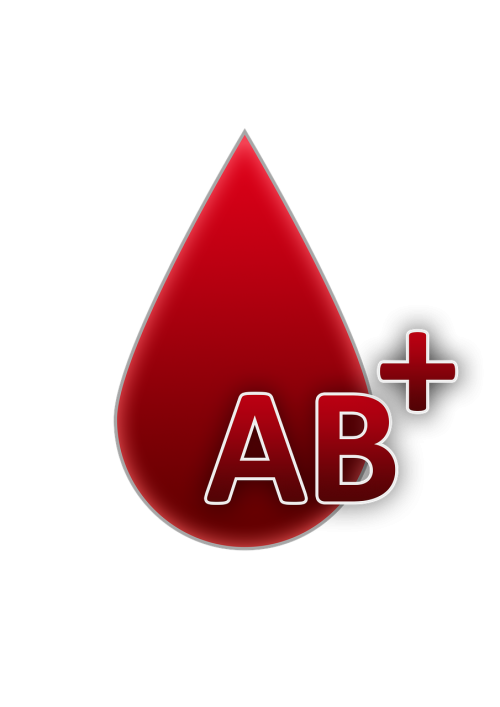 blood group ab rh factor positive