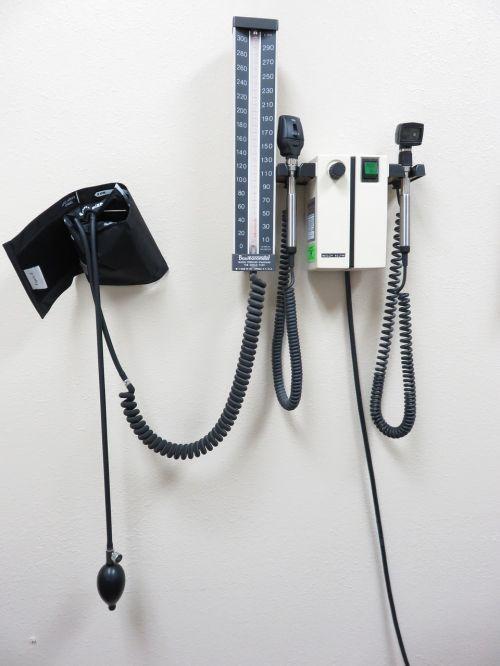 blood pressure hypertension equipment