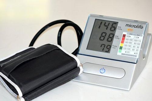 blood pressure  meter  cuff