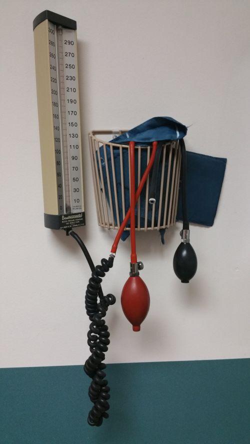 Blood Pressure Instruments