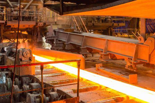 bloom rolling mill rail