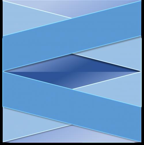 blue shades 3d