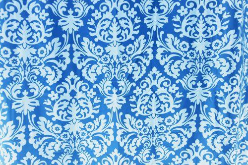 blue texture tissue