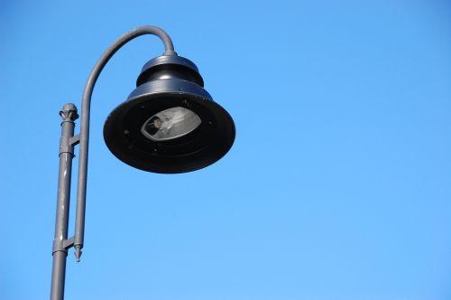 blue cloudy lantern