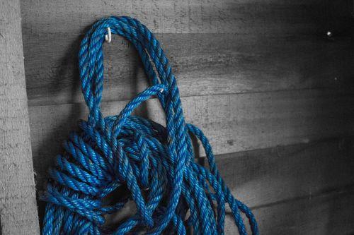 blue rope barn