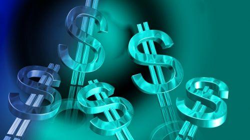 blue dollar money