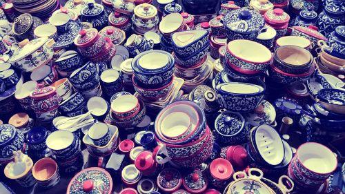 blue bowl bowls