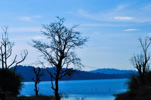 blue sky lakes