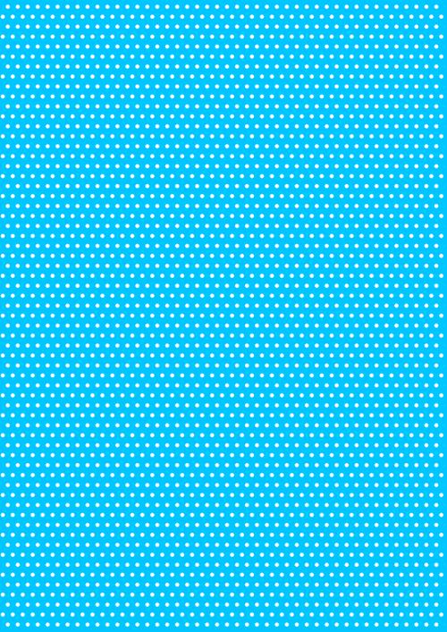 blue polka dot texture