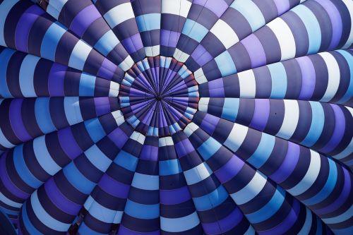 blue umbrella parachute