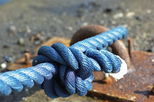 blue rope connect