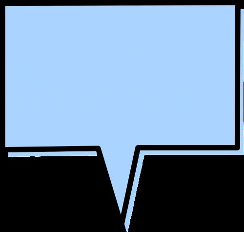 blue tag marker