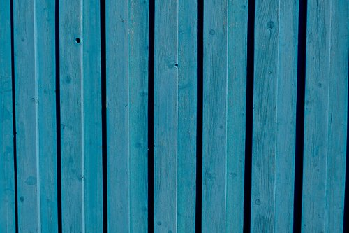 blue  wood  wooden wall
