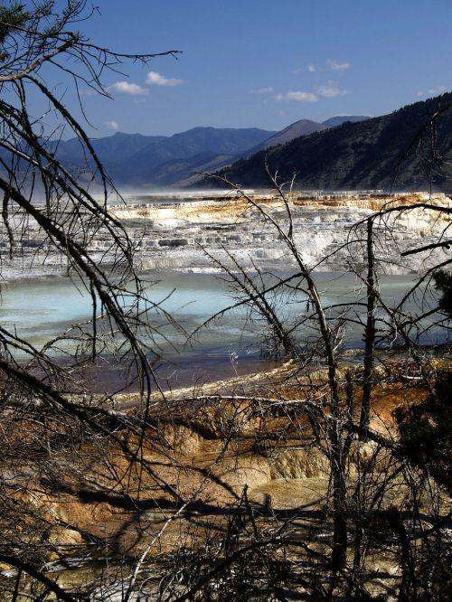 blue pond mineral