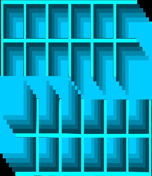 blue color motion
