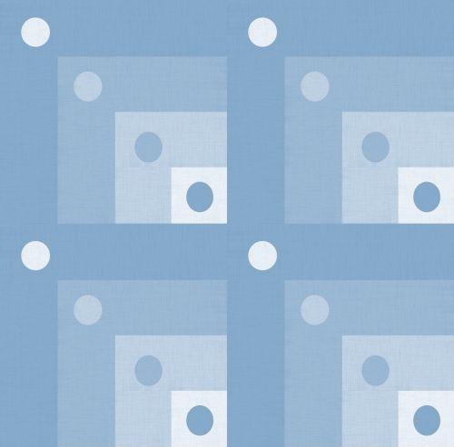 blue shades fabric