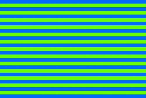 Blue And Green Bands Wallpaper