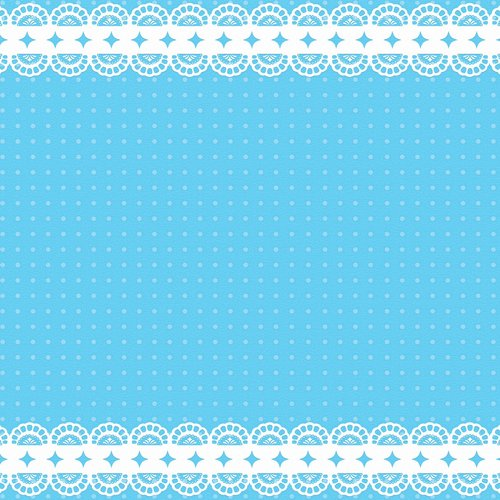 blue and lace  lace  scrapbooking paper