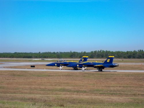 blue angels jet navy