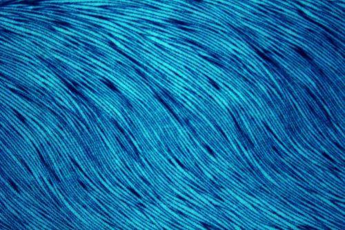 Blue Cloth Background 2