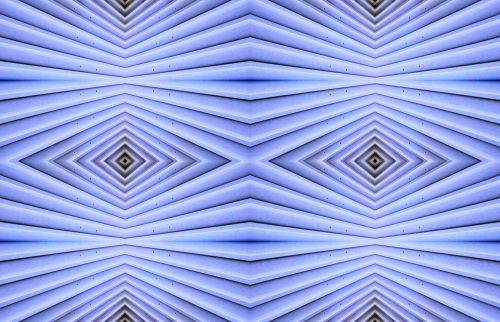 Blue Diamond Repeat Wallpaper