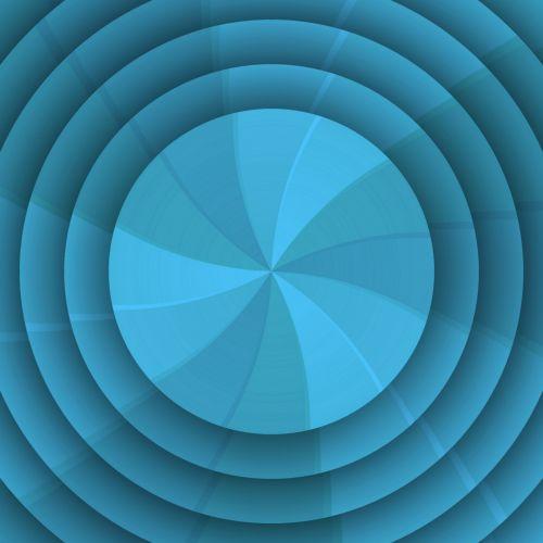 Blue Discs