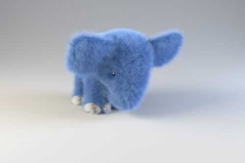 blue elephant elephant teddy elephant
