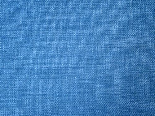 Blue Fabric Textured Background