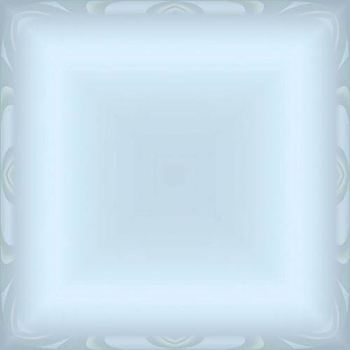 Blue Frosted Raised Seamless Tile
