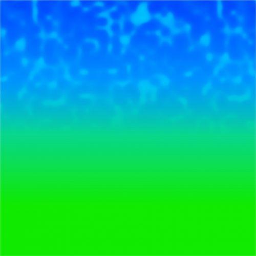 Blue Green Backdrop