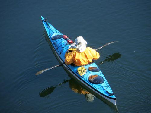 Blue Kayak 1070