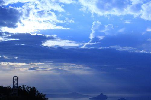 Blue Nature Background 5