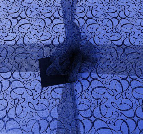 Blue Present Background