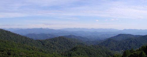 blue ridge mountains appalachian