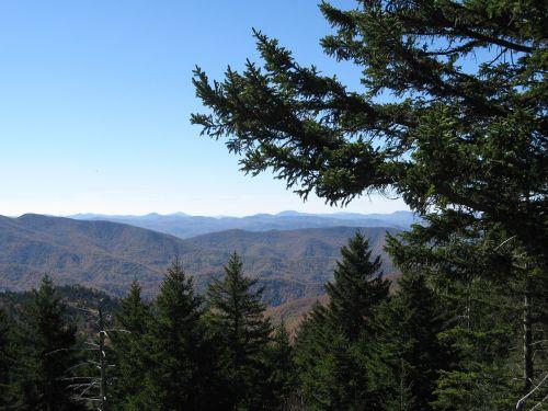 blue ridge parkway blue ridge mountains mountains