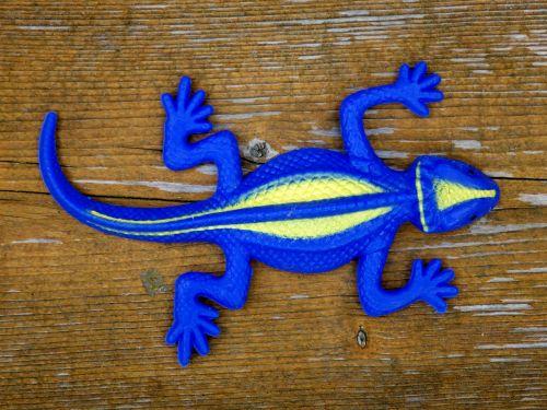 Blue Salamander