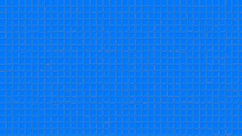 Blue Squared Wallpaper Background
