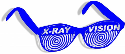 Blue Sun Glasses