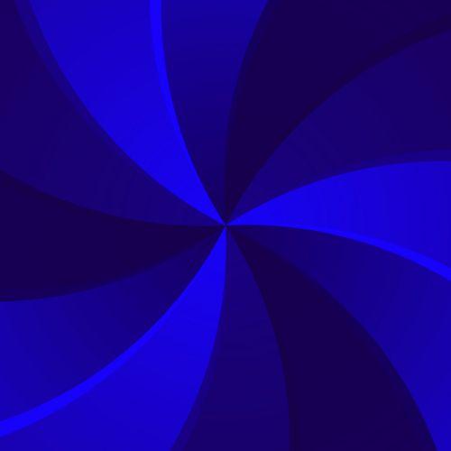 Blue Swirl 2