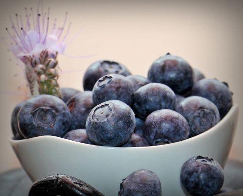 blueberries fruits fruit
