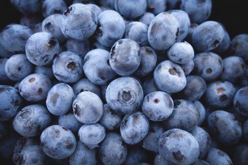 blueberries fruit food