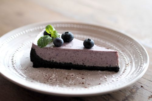 blueberry tart sweets