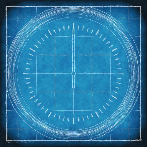 blueprint time plan