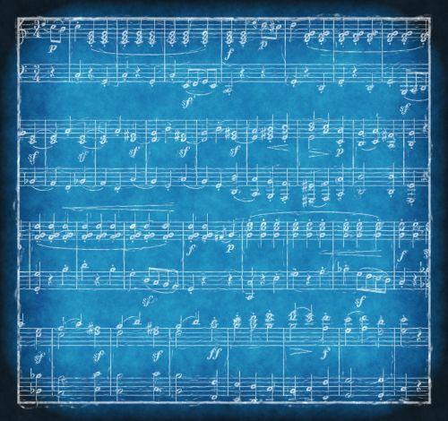 Blueprint Music Background