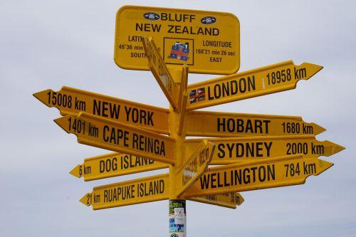 bluff new zealand destination