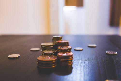 blur bronze coins