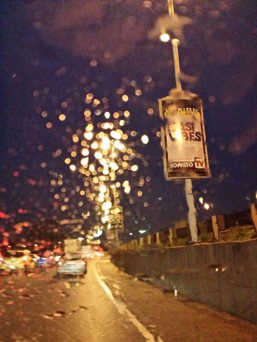 blurry vision blur night
